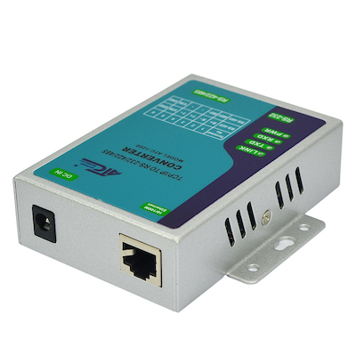 Conversor Ethernet a RS232